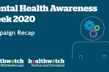 Mental Health Awareness Week Campaign Recap