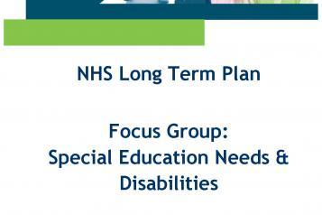 V.2 - SEND Consultation front cover