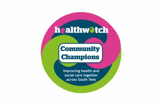 Healthwatch volunteer