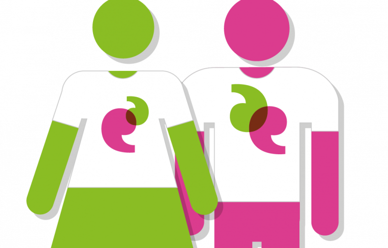 People in Healthwatch clothing