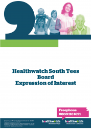 Expression of Interest Front Cover