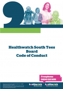 Code of Conduct front cover