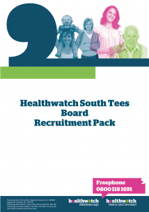 Recruitment Pack front cover